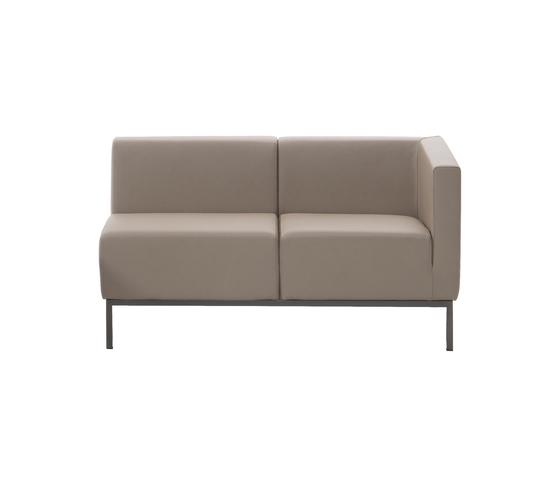 Ascot Comp Sofa by Giulio Marelli   Modular seating elements