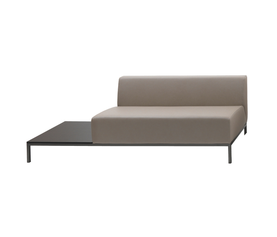 Ascot Comp Sofa by Giulio Marelli | Waiting area benches