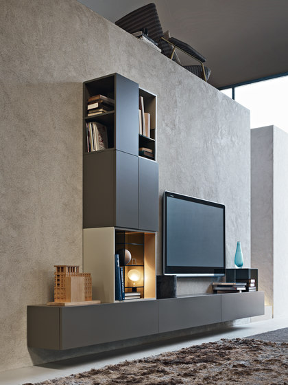 Fortepiano by Molteni & C | AV cabinets