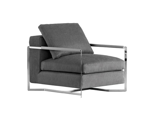 Portfolio Armchair by Molteni & C | Lounge chairs