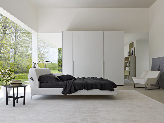 Tea Time Bed di Molteni & C | Letti matrimoniali