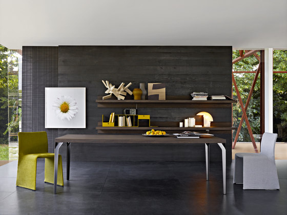 Tea Time Table von Molteni & C | Esstische