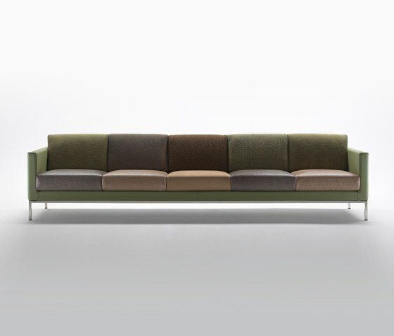 Cubic Sofa by Giulio Marelli | Lounge sofas