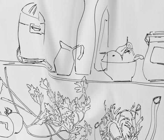 Kitchen Art di Nya Nordiska | Tessuti tende