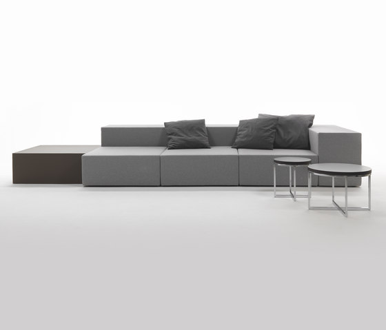 Lounge Canapé de Giulio Marelli | Sièges modulaires