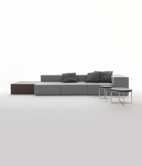Lounge Divano di Giulio Marelli | Sistemi di sedute componibili