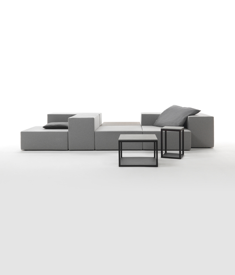 Lounge Sofa by Giulio Marelli | Modular seating systems