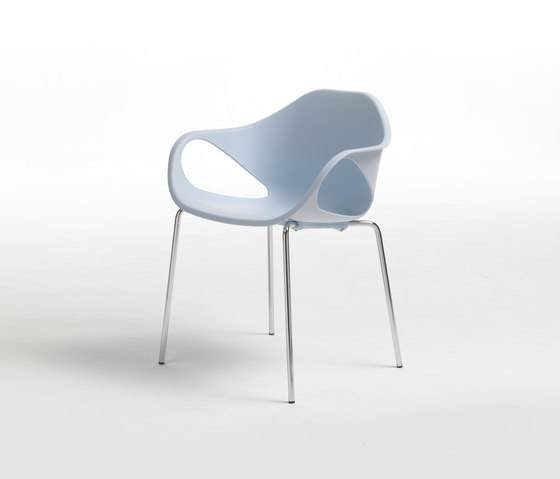 Nina Chair by Giulio Marelli | Multipurpose chairs