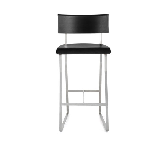 Olimpia stool by Arclinea | Counter stools