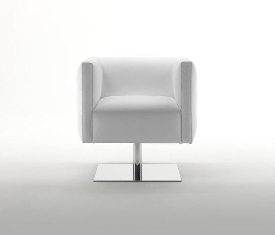 Prestige Chaise pivotante de Giulio Marelli | Fauteuils d'attente