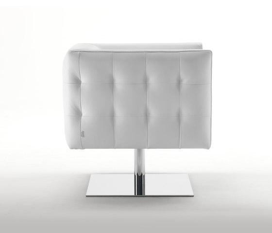 Prestige S Swivel Armchair de Marelli | Sillones lounge