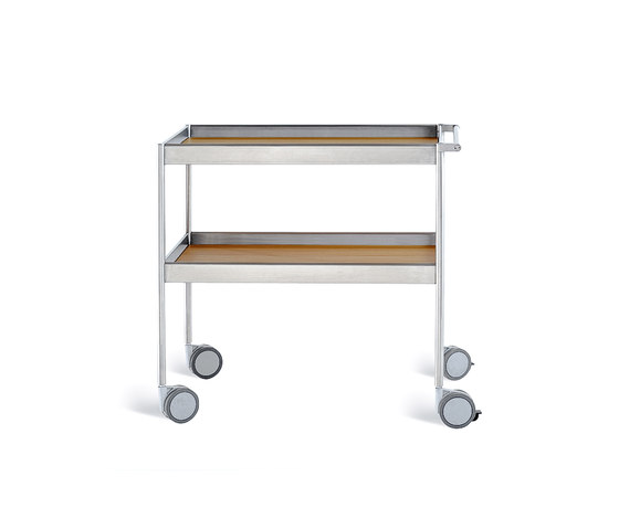 Hostess trolley on wheels by Arclinea | Tea-trolleys / Bar-trolleys
