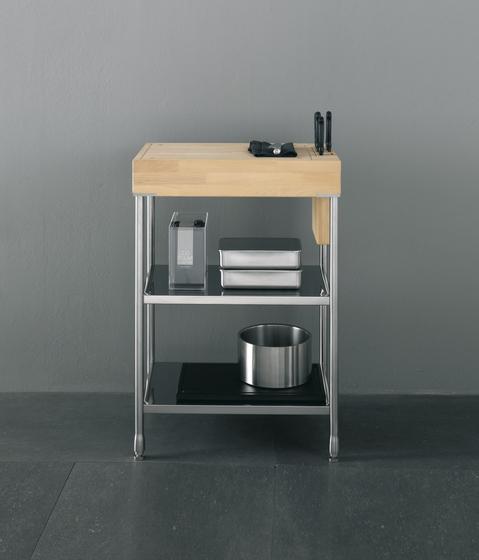 Piani di lavoro componenti per cucina butcher block for Piani di garage free standing