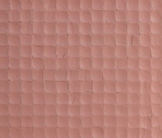 Cocomosaic tiles fancy light pink de Cocomosaic | Mosaïques