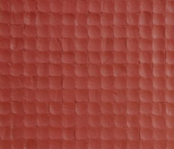 Cocomosaic tiles fancy maroon von Cocomosaic | Kokos Mosaike