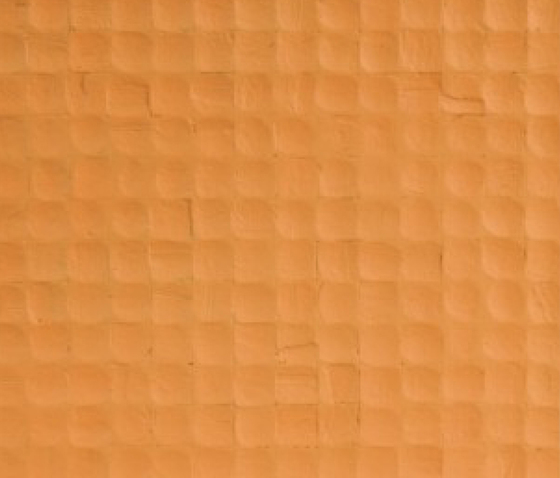 Cocomosaic tiles fancy orange de Cocomosaic | Mosaïques en coco