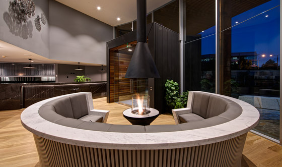 AB3 by EcoSmart Fire | Open fireplaces