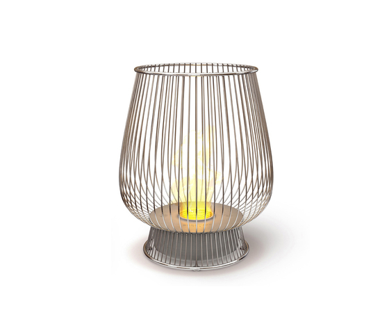 Bulb de EcoSmart™ Fire | Foyers de jardin