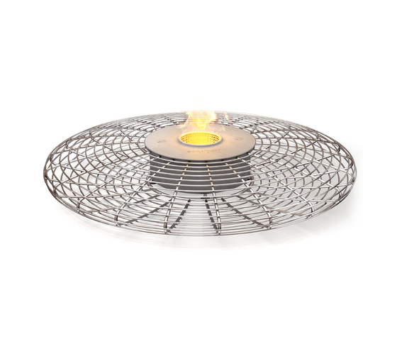 Atom by EcoSmart™ Fire | Garden fire pits