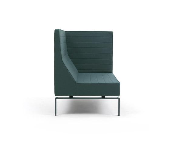 Stripes Sofa von Giulio Marelli | Modulare Sitzelemente