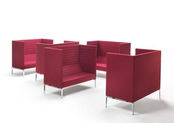 Stripes Sofa by Giulio Marelli | Lounge sofas