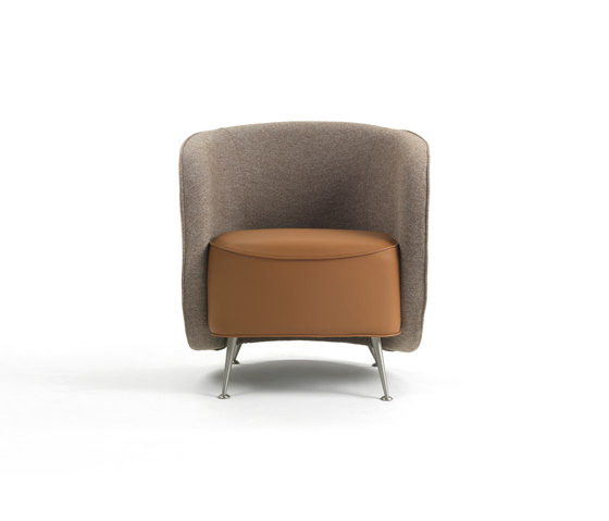 Well Armchair by Giulio Marelli | Lounge chairs