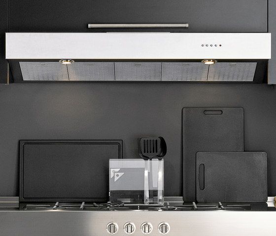 Hoods by Arclinea | Extractors