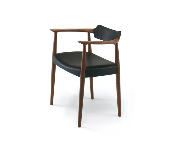 BA-01 Arm Chair de Kitani Japan Inc. | Chaises