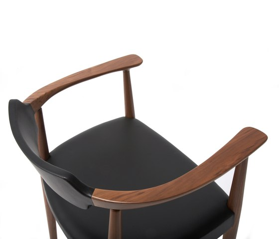BA-01 Arm Chair by Kitani Japan Inc. | Chairs