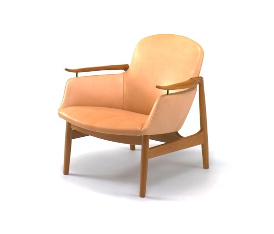 FJ-01 Easy Chair by Kitani Japan Inc. | Lounge chairs