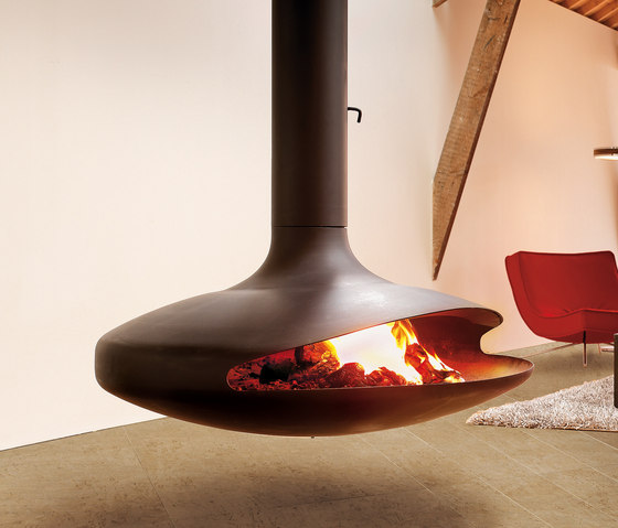 Gyrofocus by Focus | Wood fireplaces