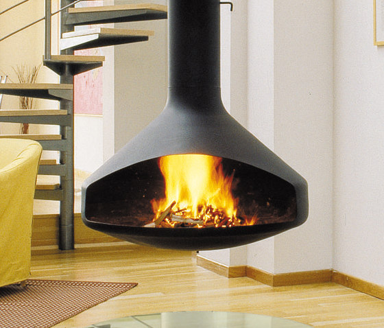 Ergofocus by Focus | Wood fireplaces