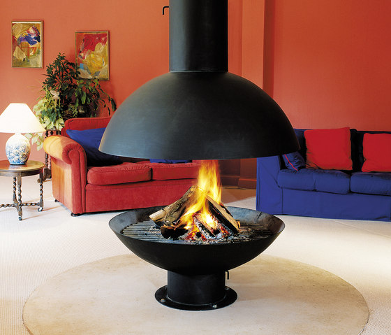 Mezzofocus by Focus | Gas fireplaces