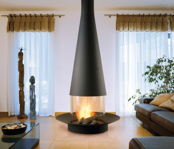 Filiofocus central 1600 by Focus | Wood burning stoves
