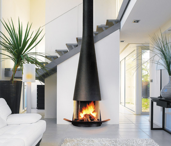 Filiofocus wall 2000 by Focus | Ventless fires