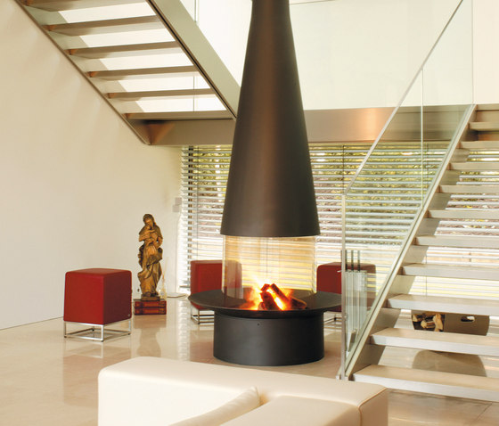 Filiofocus fixed 2000 by Focus | Wood burning stoves