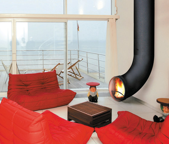 Renzofocus wall by Focus | Stoves