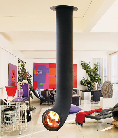 Renzofocus central by Focus | Wood burning stoves