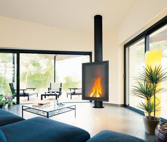 Eurofocus 951 by Focus | Wood burning stoves