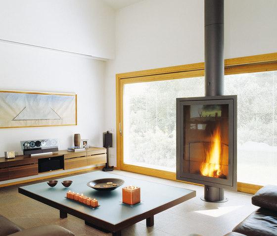 Eurofocus 1200 by Focus | Wood burning stoves