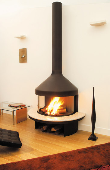 Optifocus 1250 by Focus | Ventless fires