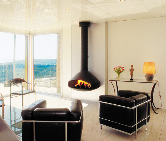 Paxfocus by Focus | Ventless gas fires