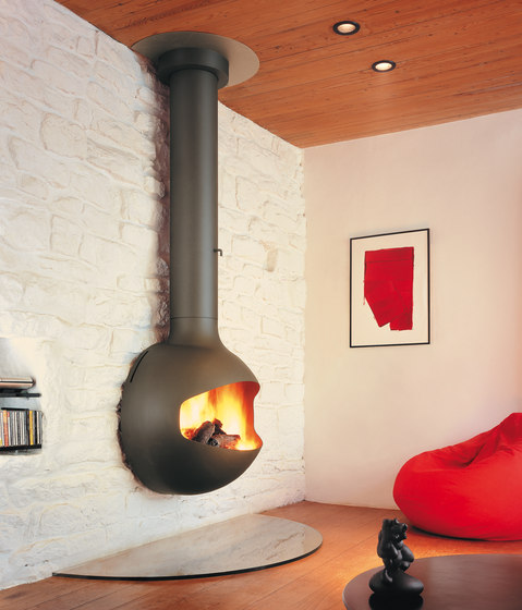 Émifocus by Focus | Wood fireplaces