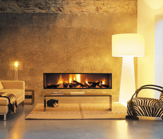 Néofocus by Focus | Gas fireplaces