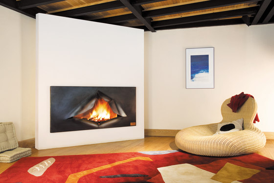 Omégafocus by Focus | Gas fireplaces