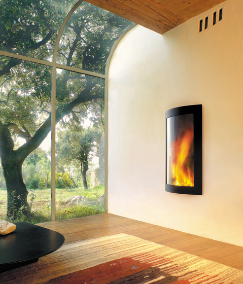 Pictofocus 860 by Focus | Closed fireplaces