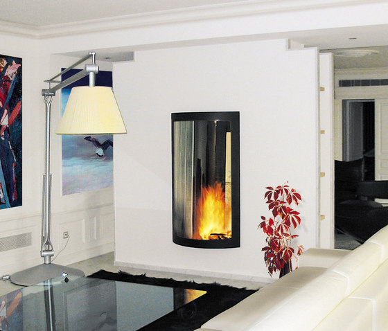 Pictofocus 1200 by Focus | Wood fireplaces