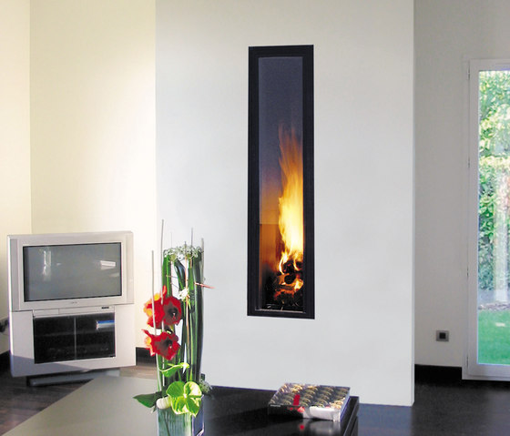 Ifocus by Focus | Wood fireplaces