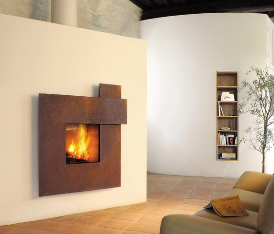 Métafocus 1 by Focus | Ventless gas fires