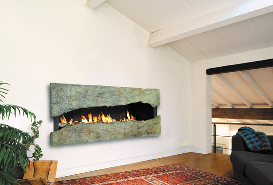 Métafocus 8 by Focus | Wood fireplaces